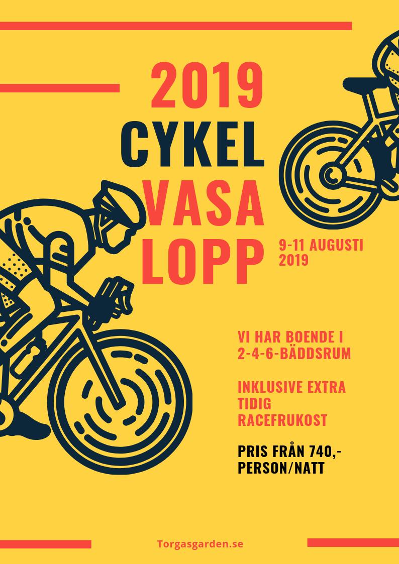 Cykel Vasa Boende