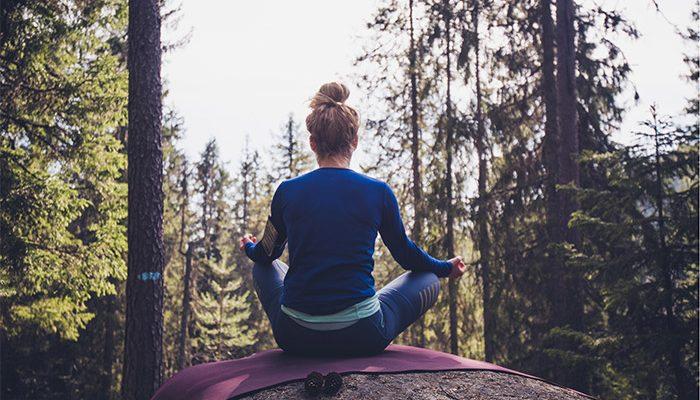 yoga läger